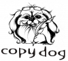 Copy Dog Productions logo