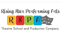 Rising Star Performing Arts (RSPA) Theatre School logo