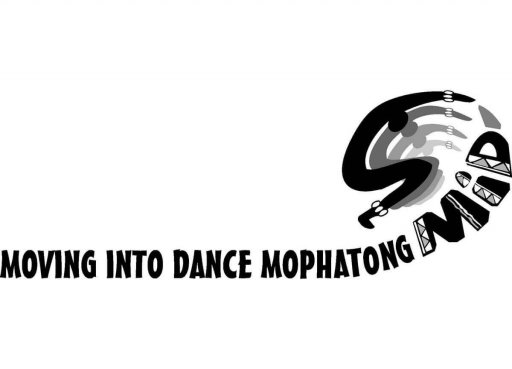 Moving into Dance Mophatong logo