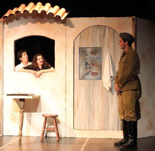KAPUT (Fresco Theatre)