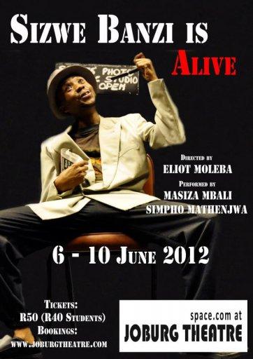 Sizwe Banzi is Alive