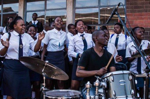 Jazz Concert at School
